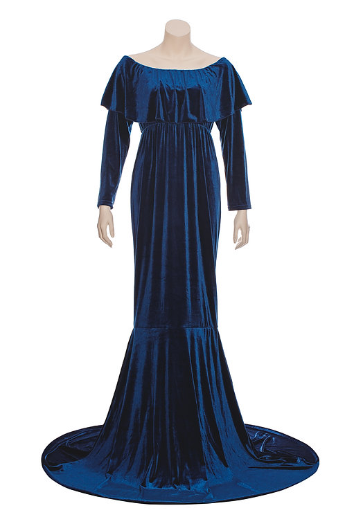 Robe bleue #10