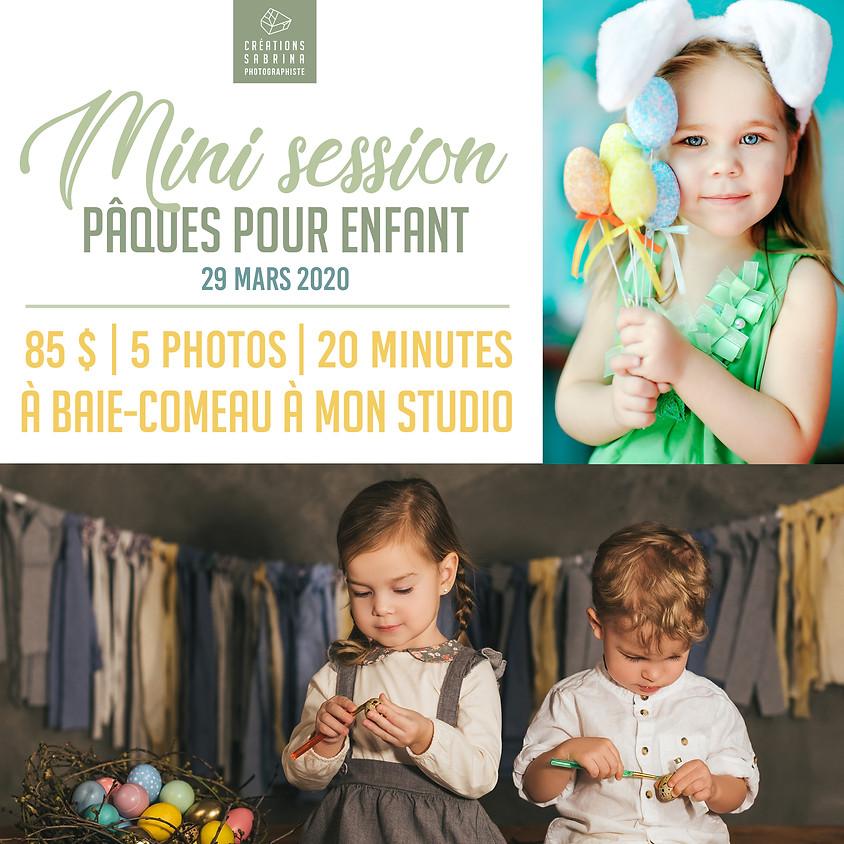 Mini session enfant Pâques (1)