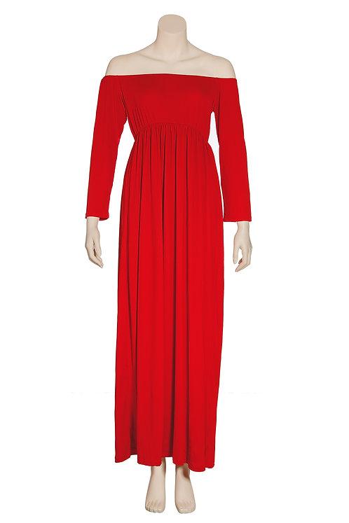 Robe rouge #4