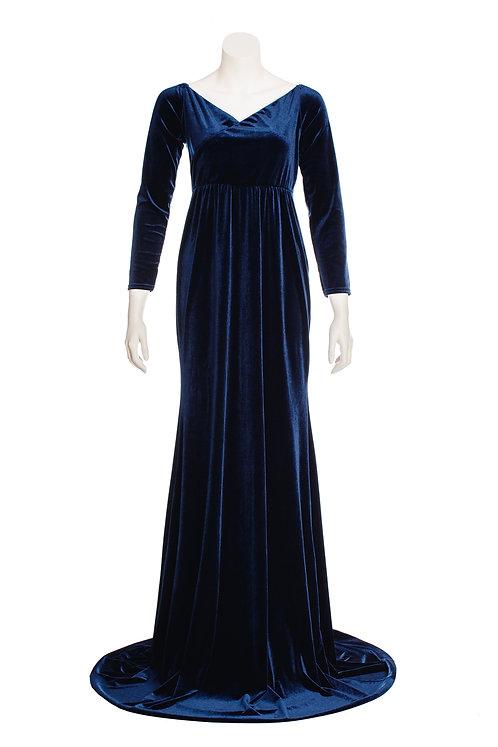 Robe bleue #11