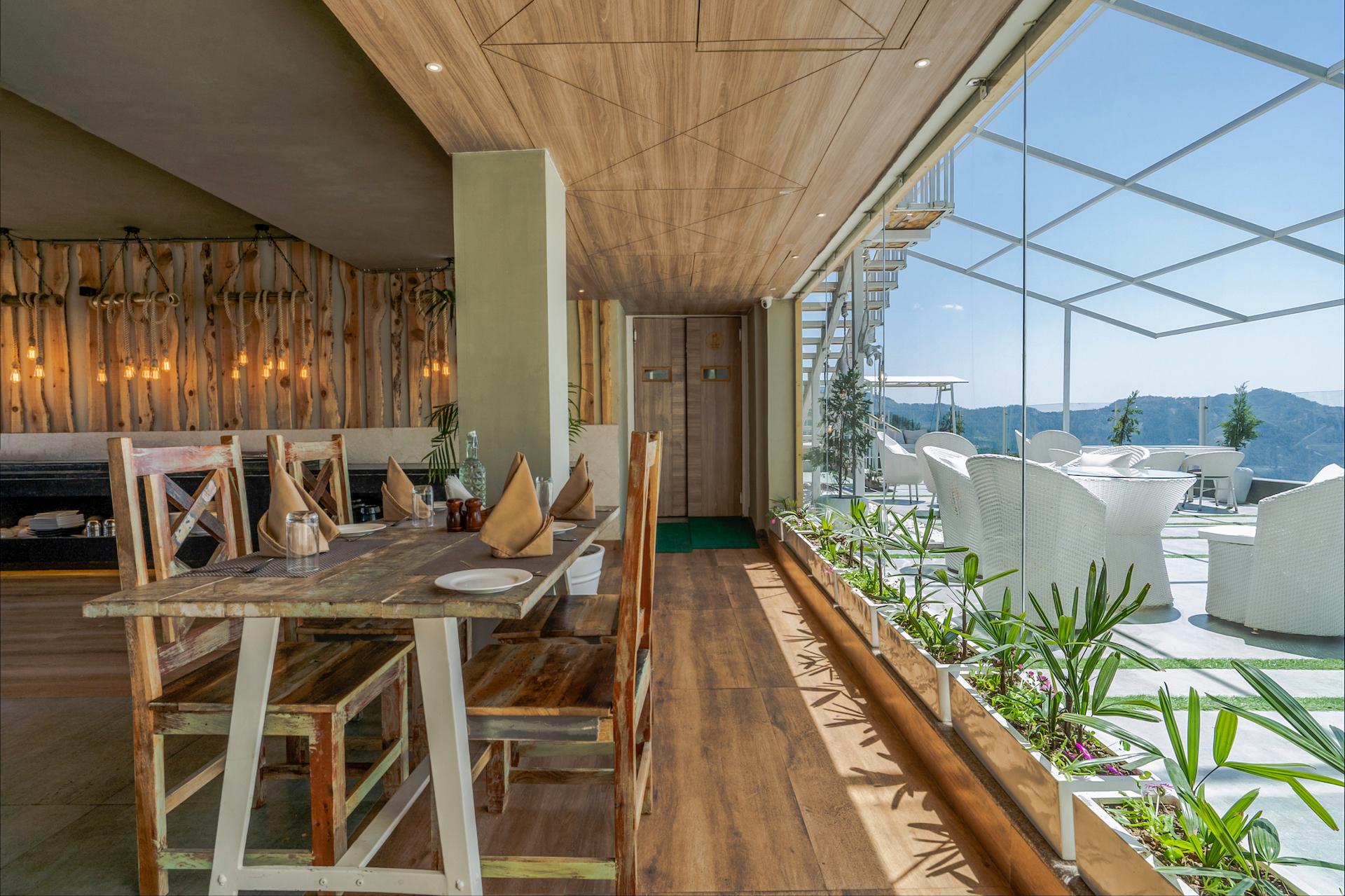 Restaurant Window