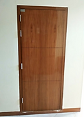 Wooden Fire and Acoustic Rated Doors
