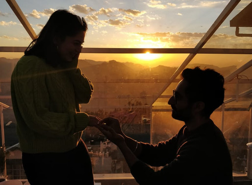 How to plan a proposal in the hills - GUIDE