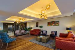 The Nilaya Lobby