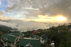 View from The Nilaya