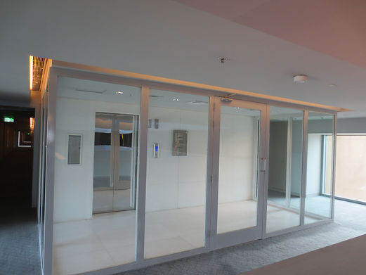 Fire Rated Glass India