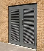 Louvered Fire Rated Doors