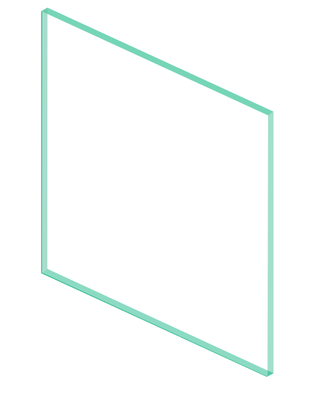 Uninsulated Fire Rated Glass