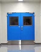 Clean Room Fire Rated Door