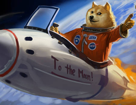 FOND REPORT: DOGE TO THE MOON!