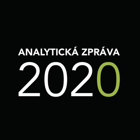 VÝROČNÍ ANALÝZA UDI CEE 2020