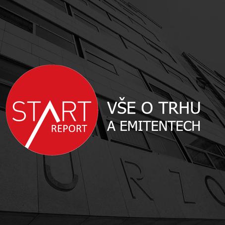 START REPORT: SKUPINA KARO DEBUTOVALA RŮSTEM 12,5 PROCENTA