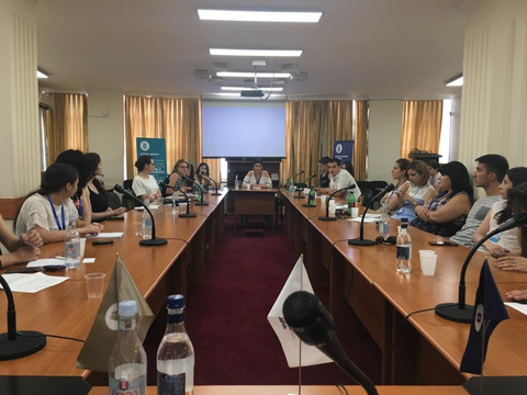 Развитие молодежной дипломатии на пространстве ЕАЭС