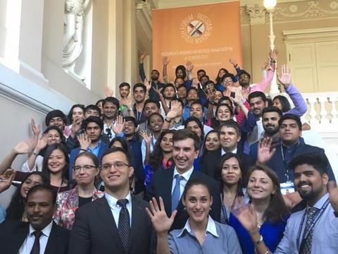 Молодежное сотрудничество между Индией и Россией