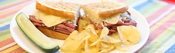Panini Bread Sandwiches