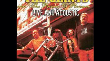 Live and Acoustic DVD
