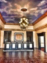 Main Entrance to Ballrooms at M3Live