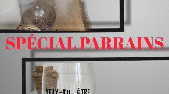 SPÉCIAL PARRAINS