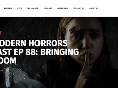 Modern Horrors Invites 'NHA' Director Back to Podcast