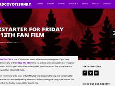 BadCoyoteFunky Features 'NHA' Kickstarter