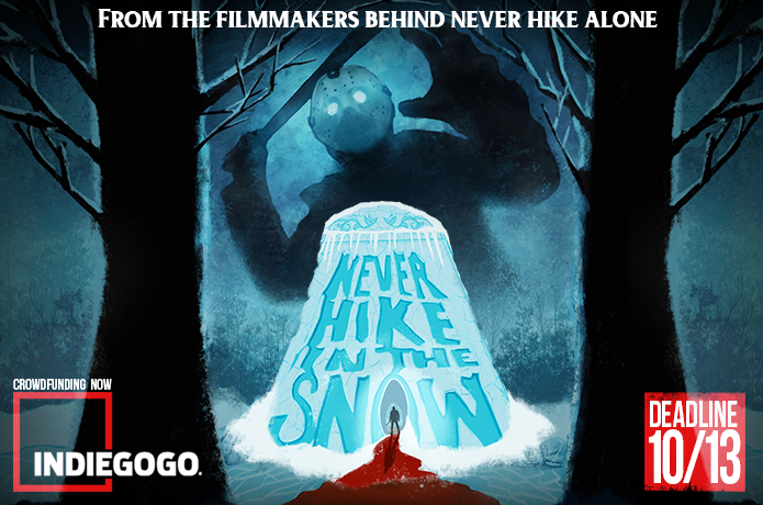 Never Hike Alone Webseries Announced!