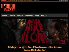 Horror Buzz Promotes 'NHA' Kickstarter Re-Launch