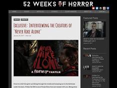 52 Weeks of Horror Interviews NHA Director