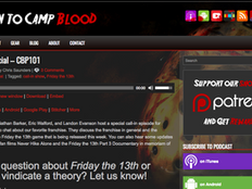 Return to Camp Blood Podcast Talks F13 Video Game with 'NHA' Director