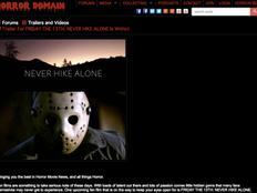 Horror Domain Puts 'NHA' on Radar
