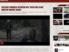 Horror-fix Shares Exclusive Interview with 'NHA' Director
