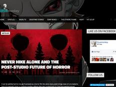 Gruemonkey Discusses 'NHA' and Future of Post-Studio Horror