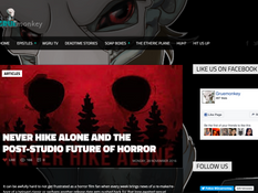 Gruemonkey Discusses 'NHA' and Future of Post-Studio Horror