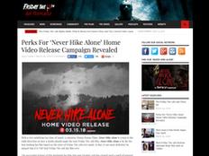 WSF Announces 'NHA' Home Video Campaign