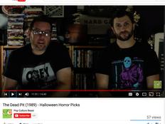 Halloween Horror Picks with 'NHA' Director