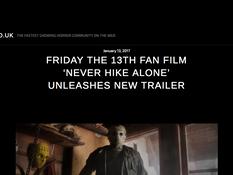 Bloody Flicks UK Shares New 'NHA' Kickstarter & Trailer