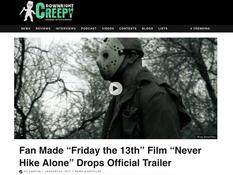 Downright Creepy Features 'NHA' Trailer, Promotes Kickstarter