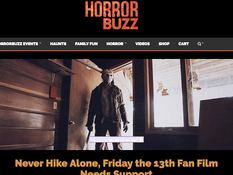 Horror Buzz Lobbies Support for 'Never Hike Alone'