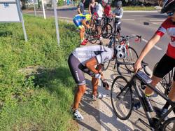 Entraînement vélo