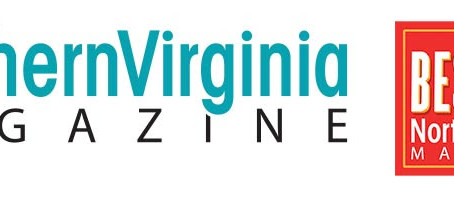 "Winner ""Best of Northern VA Magazine 2020"""