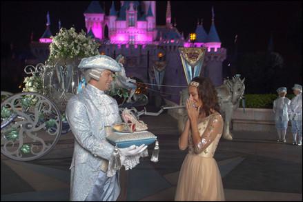Disney & Christian Louboutin Find Their Real-Life Cinderella