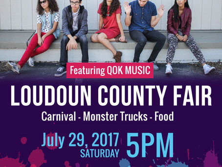 Come to the Loudoun County Fair!