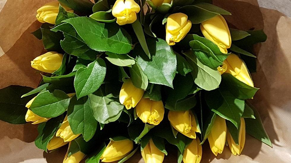 Tulips for Mum.