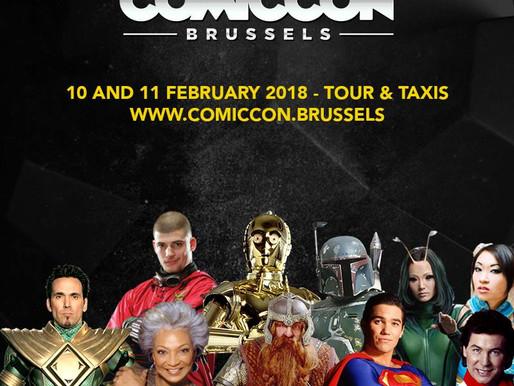 Avothea is aanwezig op Comic Con Brussels!
