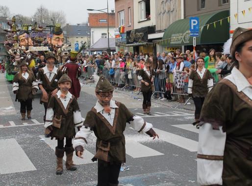 Merelbeke viert carnaval en Avothea viert mee!