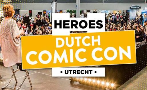 Avothea is aanwezig op Dutch Comic Con!
