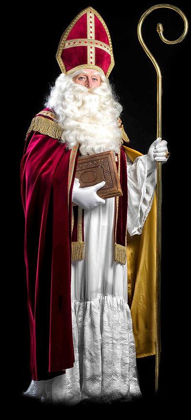Sinterklaas kostuum verkleedkledij - Avothea Gent