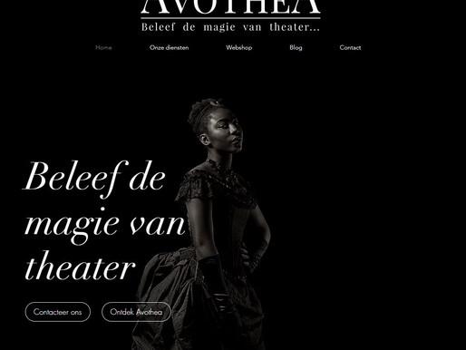 Avothea lanceert nieuwe website!