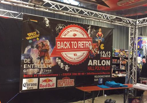 Avothea is aanwezig op Back To Retro Arlon!