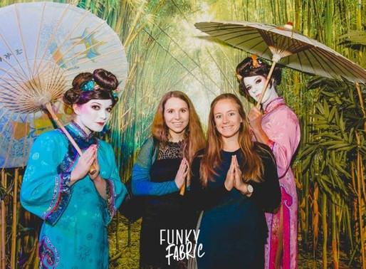 Avothea kleedt Funky Fabric Asian Summer!