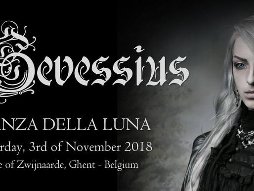 Avothea is aanwezig op Danza Della Luna Sevessius!